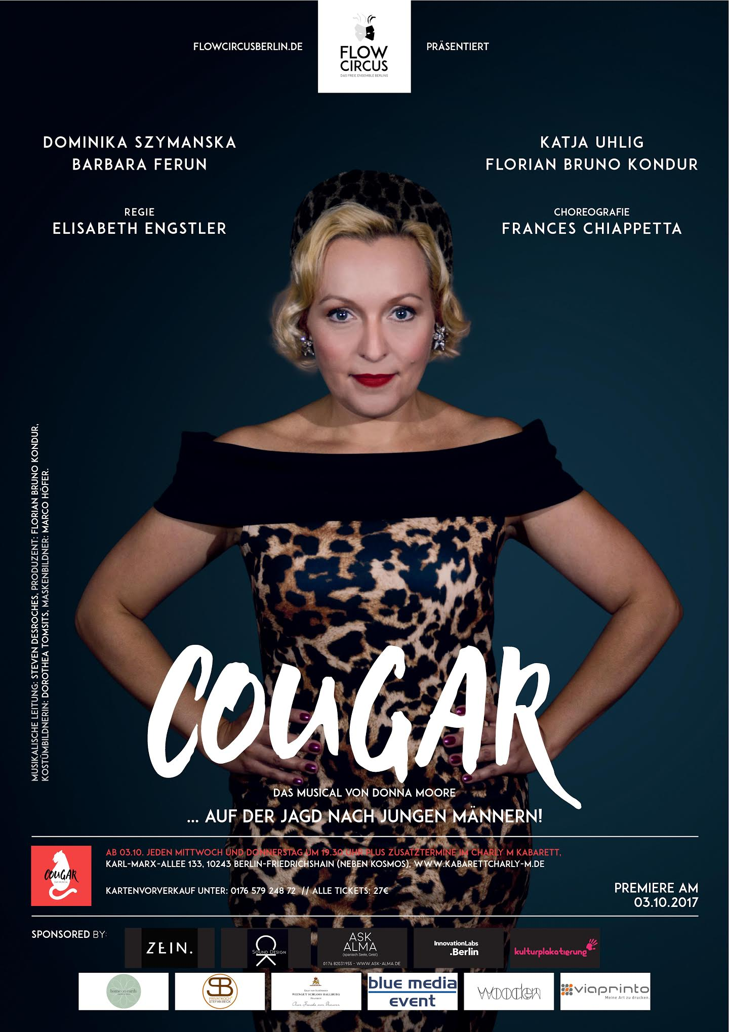 COUGAR-das Musical