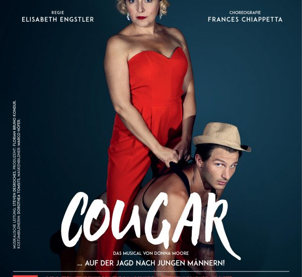 COUGAR – das Musical